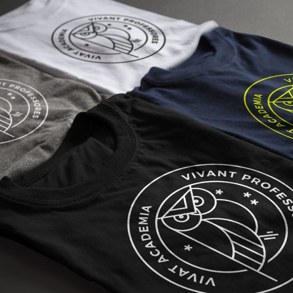 Vivat Academia Vivant Professores Couleurstudent Verbindung Studentenverbindung T-Shirt