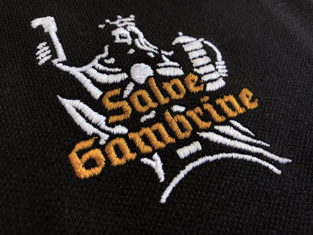 Salve Gambrine Polo Shirt Couleurlife Studentenverbindung Korpo