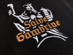 Salve Gambrine Polo Shirt Couleurlife Studentenverbindung Korpo