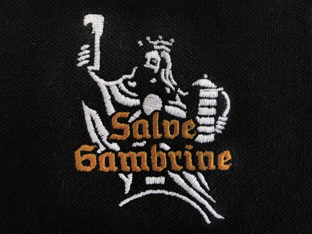 Salve Gambrine Polo Shirt Couleurlife Studentenverbindung