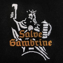 Salve Gambrine Polo Shirt Couleurlife Studentenverbindung