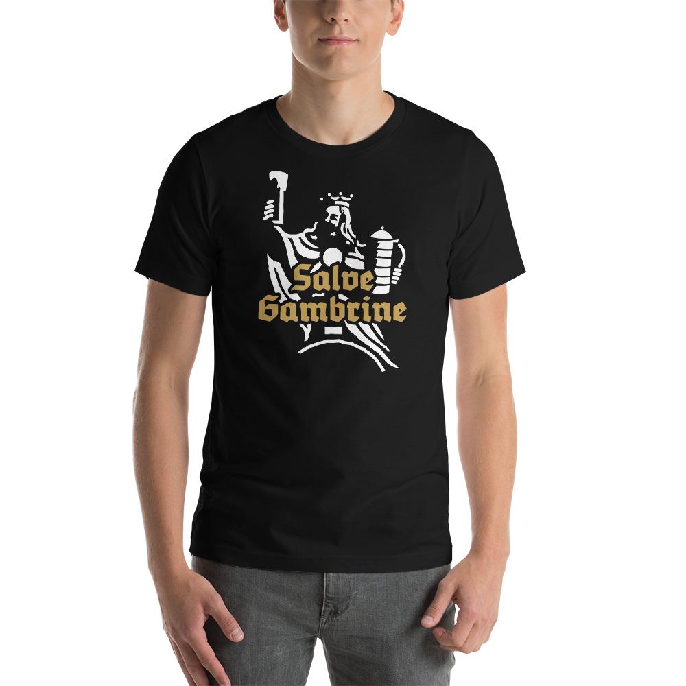 Couleurstudent Verbindung Studentenverbindung Salve Gambrine T-Shirt