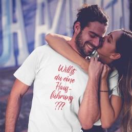Hausführung T-Shirt Couleurlife Studentenverbindung