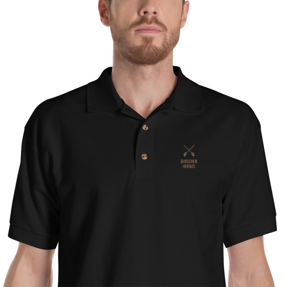 Studentenverbindung Burschen Heraus Polo Shirt