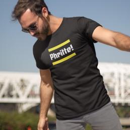 Phritte T-Shirt Couleurlife Studentenverbindung Korpo