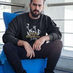 Salve gambrine Sweatshirt Couleurstudent Verbindung Studentenverbindung Korpo